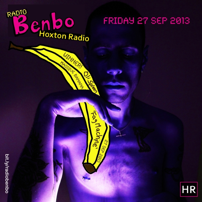 Radio Benbo 029 - Massive Banana goes to: Oli Spleen!
